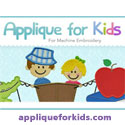 Visit Applique Kids
