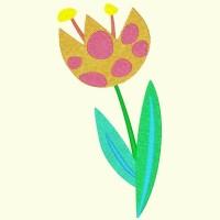Spring Tulip 018 - Single