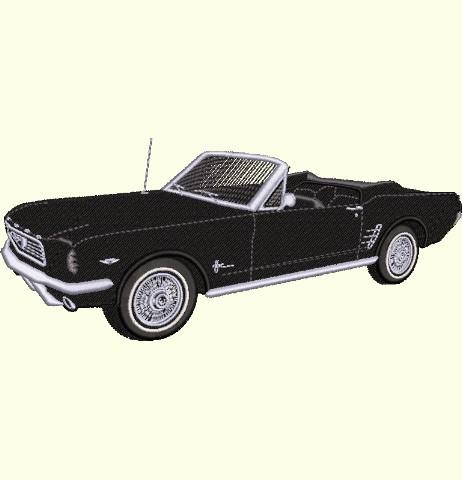 Mustang - 1966 Convertible
