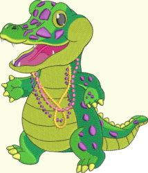 #099 Alligator