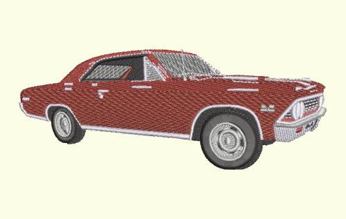 Chevelle 1966 Super Sport