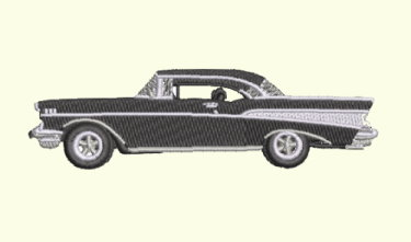 Chevrolet 1957 Hardtop