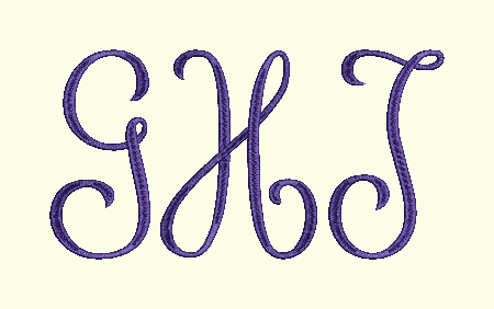 Monogram 1 - GHI