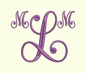 Ink Monogram 2