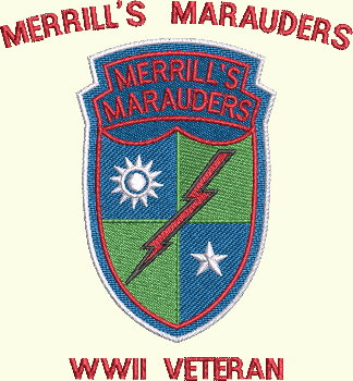 #151 Merrill's Marauders Veteran