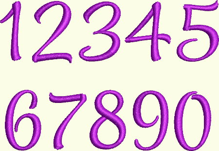 My Style Numbers