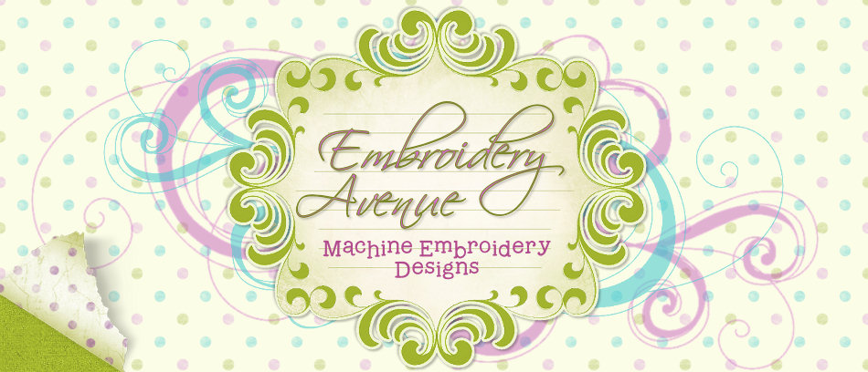 Embroidery Avenue