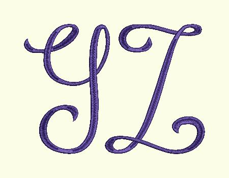 Monogram 1 - YZ
