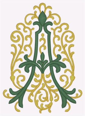 Monogram 4 Inch - Plain & Embellished