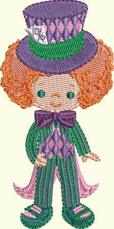 Alice In Wonderland Series - Boy In Costume