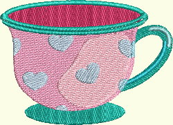 #127 Alice In Wonderland Series - Cup 3