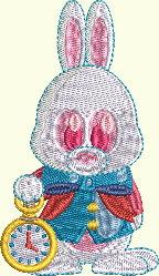 Alice In Wonderland Series - Rabbit