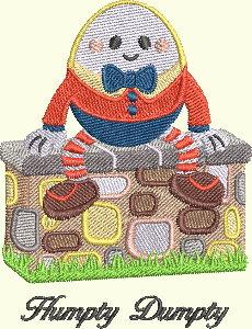 Nursery Rhyme Series - Humpty Dumpty