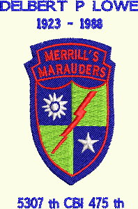 Merrill's Marauders