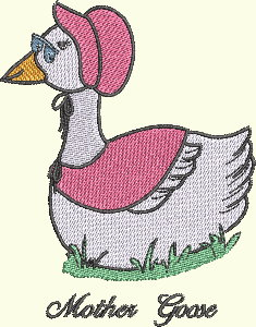 Nursery Rhyme Series - Mother Goose