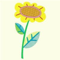 Spring Daisy 013 - Single