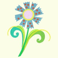 Spring Flower 015 - Single